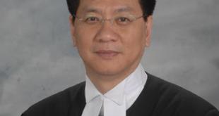 退休裁判官黃汝榮認為,「兩罪同訴」若最終導致「輕判」黎智英,律政司需要負很大責任(資料圖片)