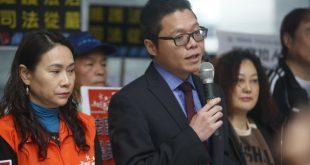 丁煌表示港台相關記者違反公務員政治中立的原則。
